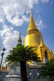 Комплексы виска в Таиланде Буддийские виски в Бангкоке стоковые фотографии rf