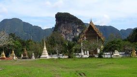 Комплекс виска на Пхукете Таиланде стоковое фото