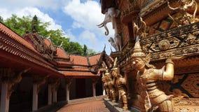 Комплекс виска на Пхукете Таиланде стоковое фото rf