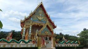 Комплекс виска на Пхукете Таиланде стоковая фотография