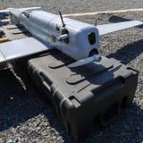 Комплекс с беспилотным воздушным ` ORLAN-10 кораблей Â « Стоковые Изображения
