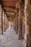 Комплекс Qutub Minar, Дели, Индия стоковое фото
