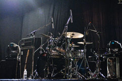 комплект барабанчика s bonobo Стоковое Фото