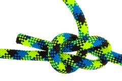 комплект веревочки узлов Стоковая Фотография RF
