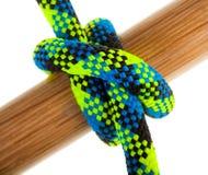 комплект веревочки узлов Стоковая Фотография