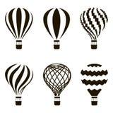 Комплект воздушного шара бесплатная иллюстрация