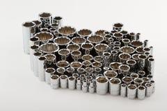 Комплект гнезда Стоковые Изображения