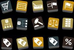 комплект дег иконы бесплатная иллюстрация