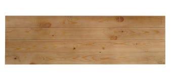 Комплект деревянных планок Стоковая Фотография