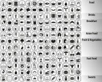 Комплект значка вероисповедания иллюстрация вектора