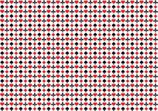 комплект игры карточек предпосылки Стоковые Изображения RF
