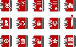 комплект иконы документа бесплатная иллюстрация