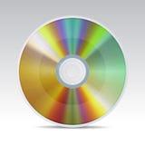 комплект иконы компактного диска 2 Стоковая Фотография RF