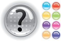 комплект интернета иконы кнопок Стоковые Фотографии RF