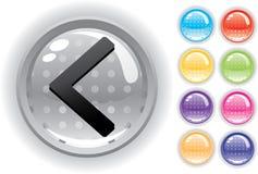 комплект интернета иконы кнопок Стоковая Фотография RF