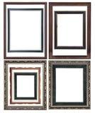 Комплект картинной рамки сбора винограда Стоковая Фотография