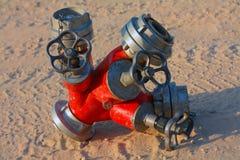 Комплект клапана воды Стоковые Изображения