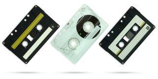 Комплект компактной кассеты Стоковое Изображение