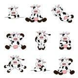 комплект коровы милый