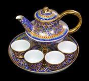 Комплект кофе Стоковые Фотографии RF