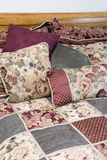 комплект кровати Стоковая Фотография