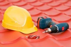 комплект крыши оборудования Стоковая Фотография RF