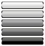 комплект металла 5 кнопок