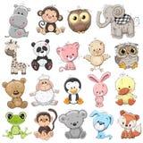 Комплект милых животных