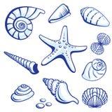 комплект моря Стоковая Фотография