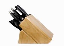 комплект ножа Стоковые Изображения
