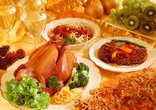 Комплект обеда Стоковые Фотографии RF