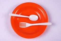 комплект обеда Стоковое Изображение