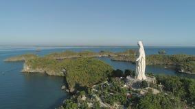 Комплект островов в море philippines Стоковое фото RF