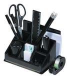 комплект офиса вспомогательного оборудования Стоковые Фото