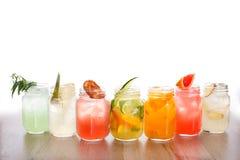 Комплект охлаждая напитка Стоковые Фотографии RF