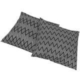Комплект подушек изолировал иллюстрацию 3d Стоковое Фото