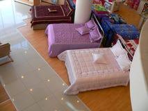 комплект постельных принадлежностей Стоковые Изображения RF