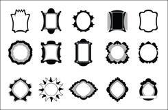 комплект рамки Стоковые Фотографии RF