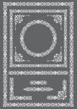 Комплект рамок сбора винограда Стоковые Изображения RF