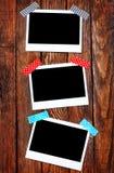 Комплект рамок фото Стоковые Фотографии RF
