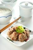 Комплект риса батата Стоковое Изображение RF