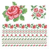 Комплект роз, lappet Стоковые Изображения RF