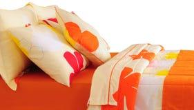 комплект серии постельных принадлежностей Стоковые Изображения RF