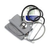комплект сотрудника военно-медицинской службы кардиолога Стоковые Изображения RF