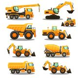 Комплект строительного оборудования Стоковые Фото