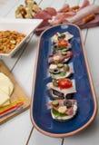 Комплект честных сандвичей Стоковая Фотография RF