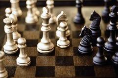 комплект шахмат Стоковые Изображения