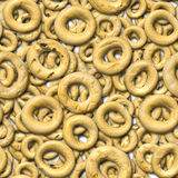 комплект bagels большой Стоковые Фото