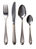 комплект cutlery Стоковая Фотография