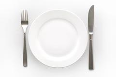 Комплект Cutlery Стоковое Изображение